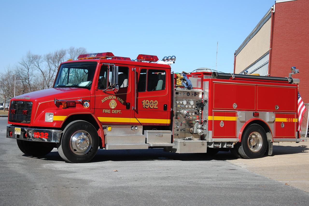 Audubon Park Fire Department, Audubon Park Engine 19-32