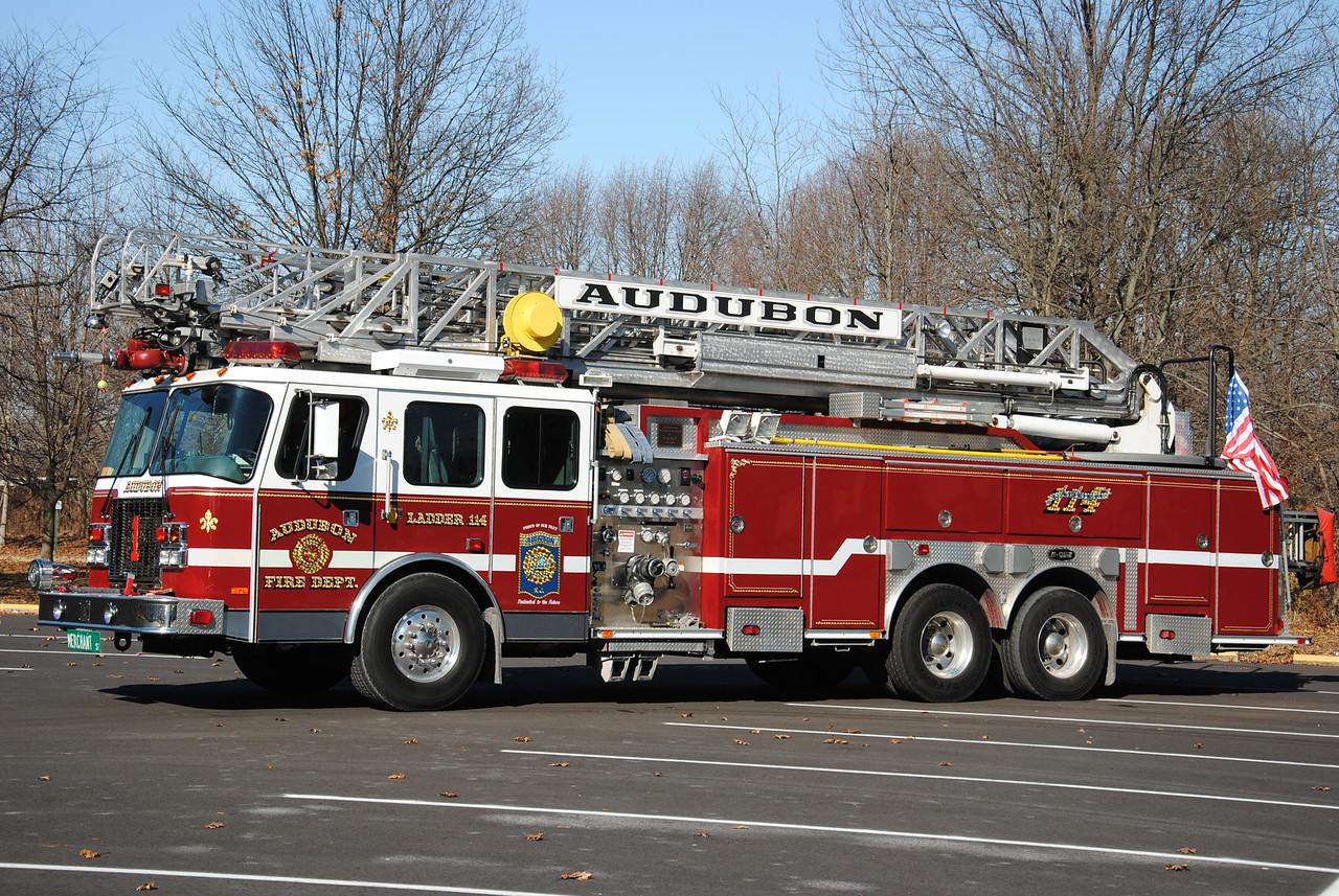 Audubon Fire Department, Audubon Quint 1-1