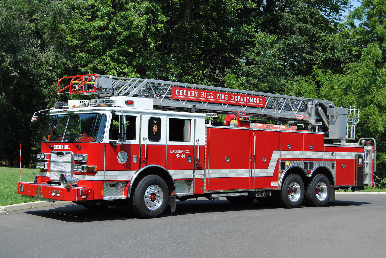 Cherry Hill Fire Department Ladder 13-44