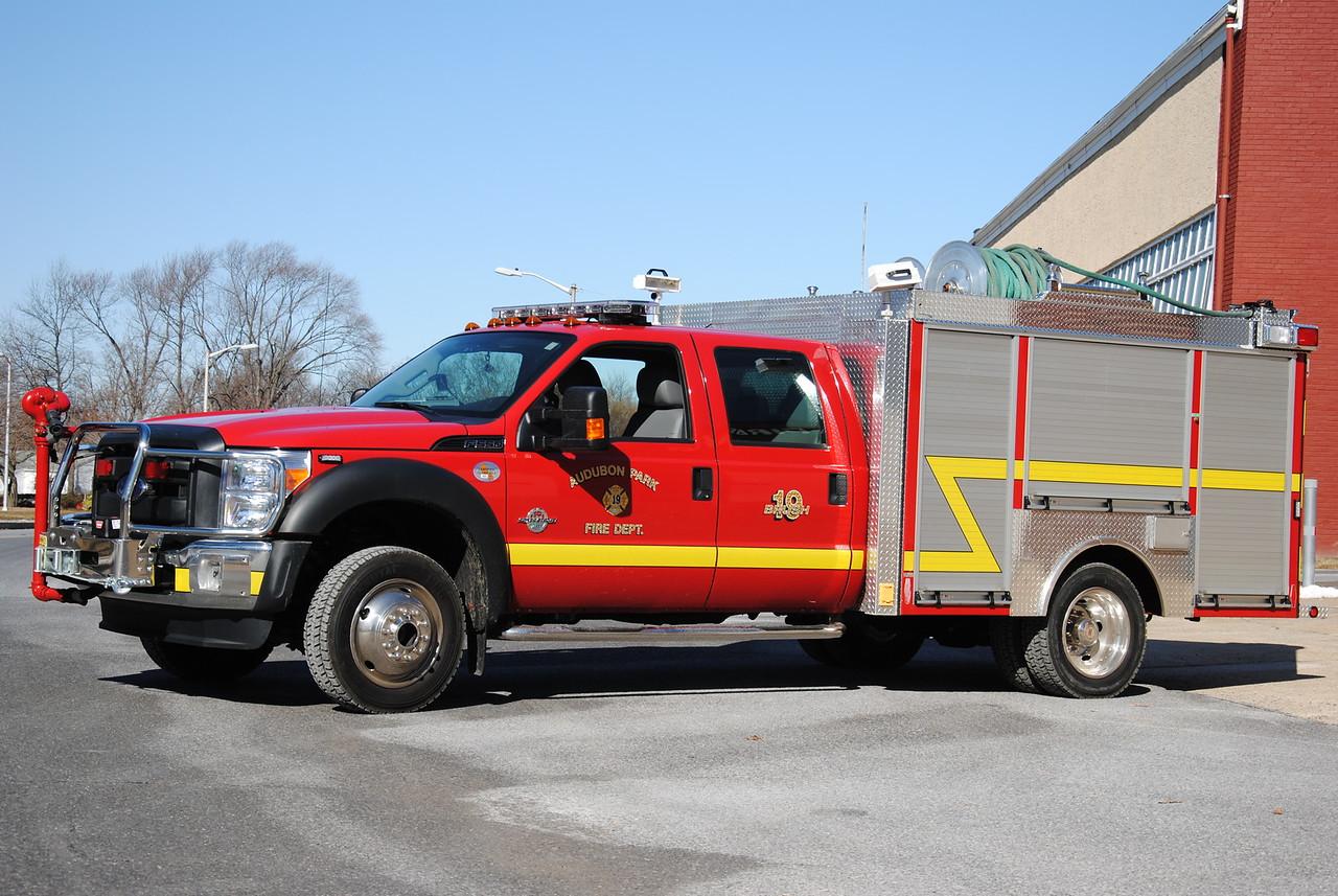 Audubon Park Fire Department, Audubon Park Brush 19