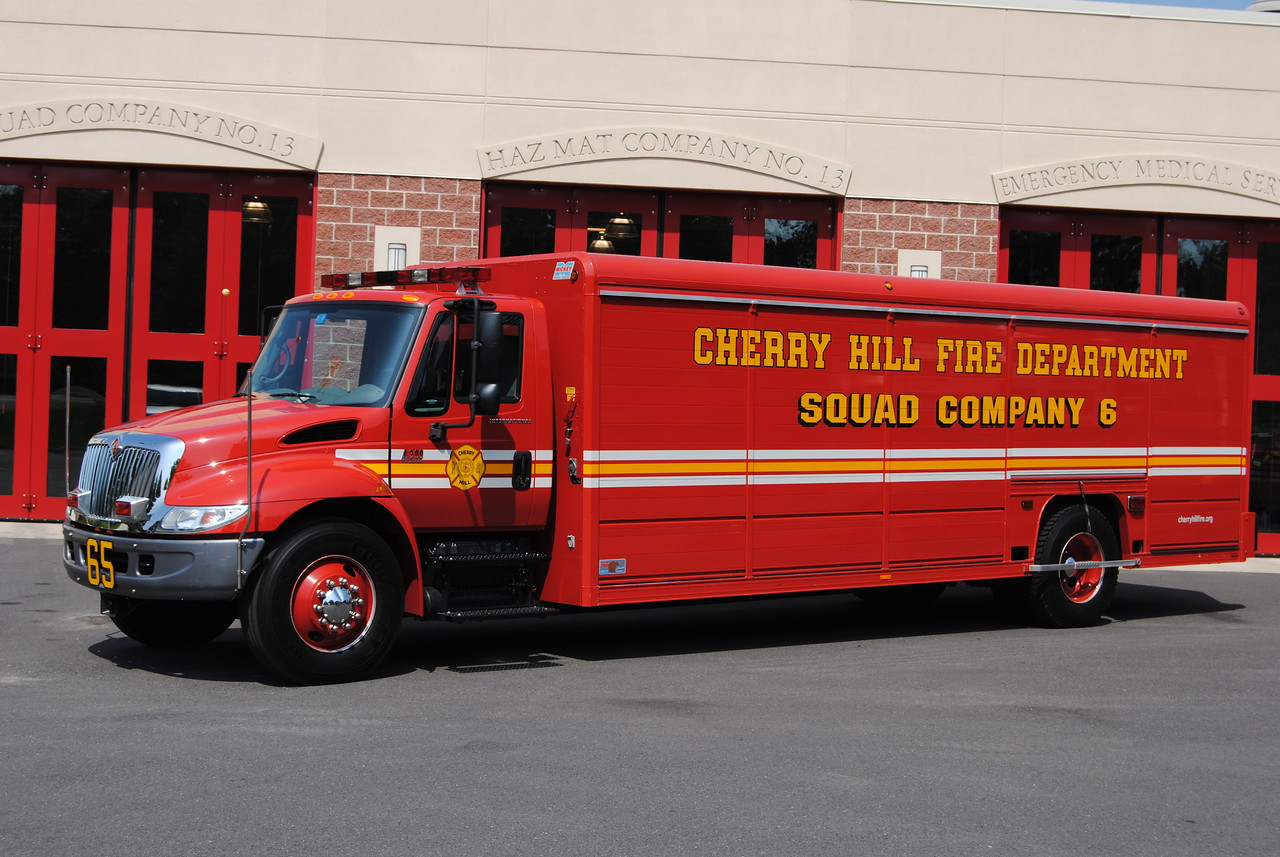 Cherry Hill Fire Department Haz-Mat 13