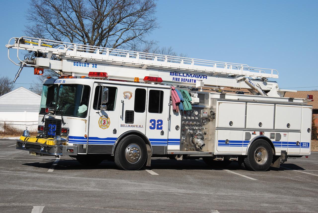 Bellmawr Fire Department, Bellmawr Squirt 32