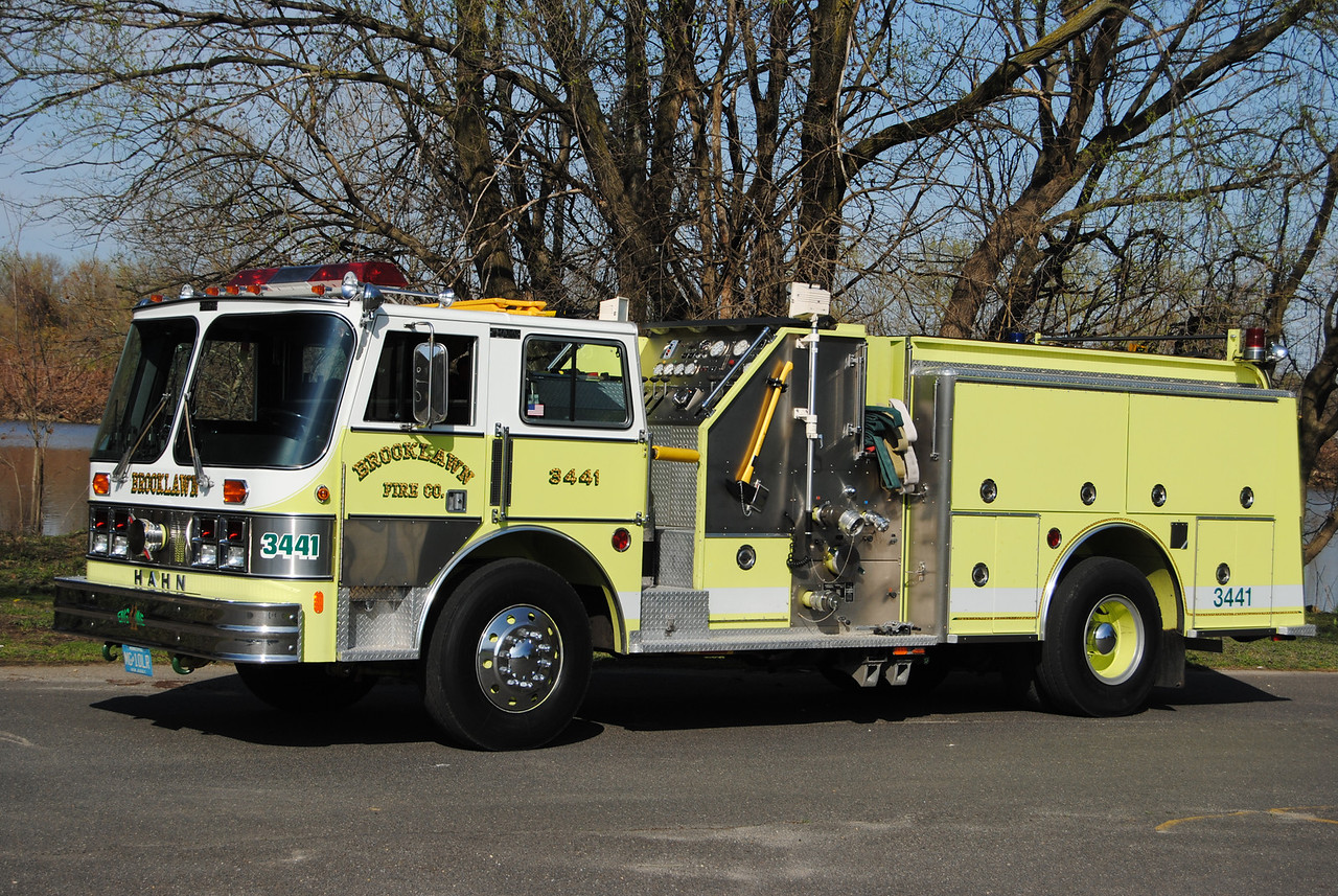 Brooklawn Fire Company, Brooklawn Engine 3441