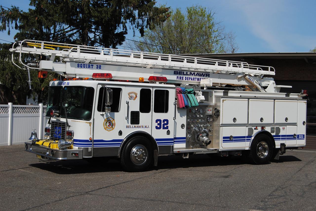 Bellmawr Fire Department Squirt 32
