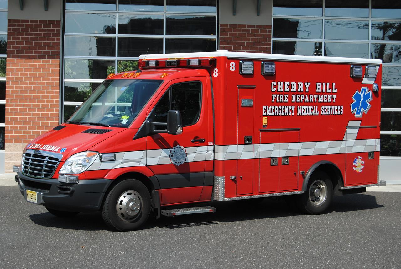 Cherry Hill Fire Department BLS 1392