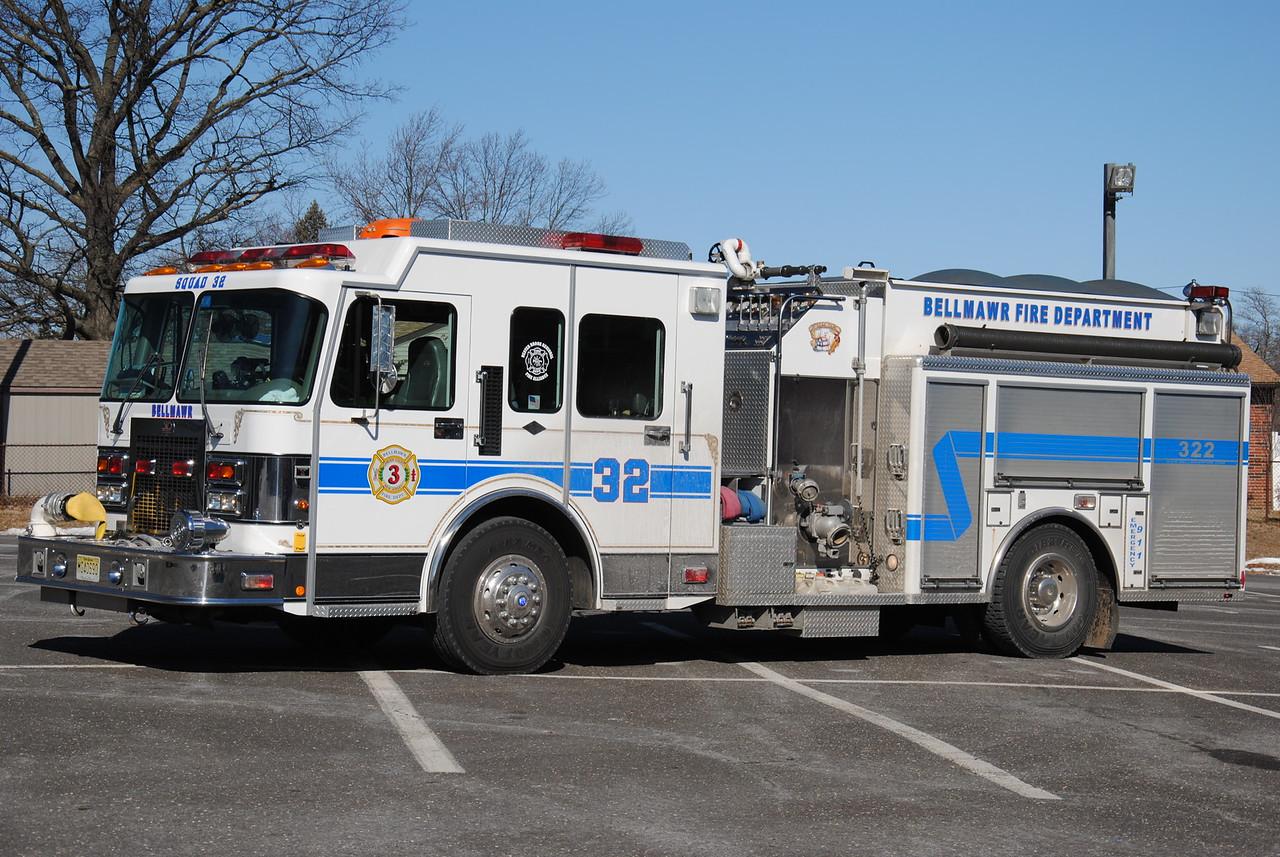 Bellmawr Fire Department, Bellmawr Engine 32