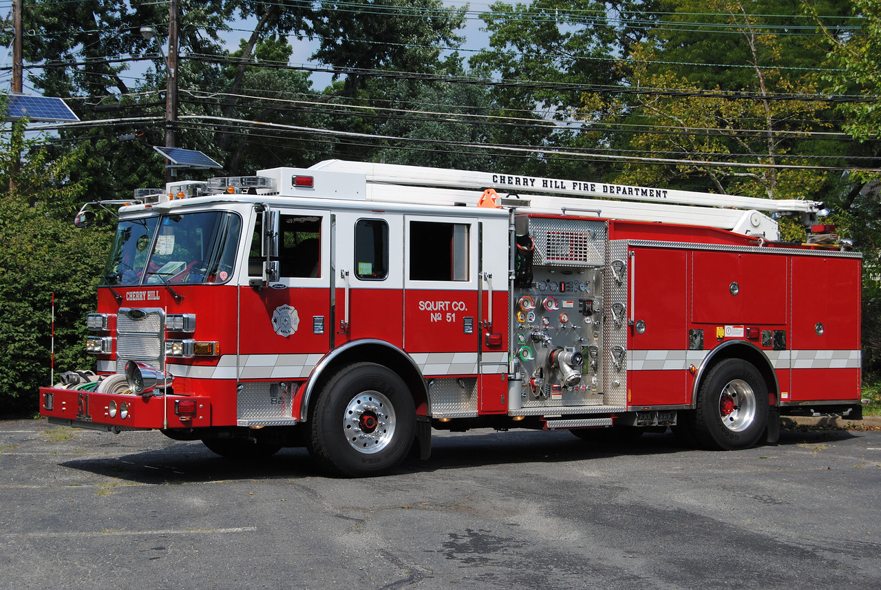 Cherry Hill Fire Department Squirt 13-51