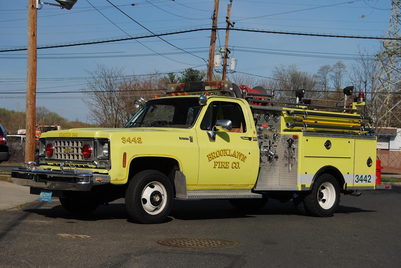 Brooklawn Fire Company, Brooklawn Mini Engine 3442