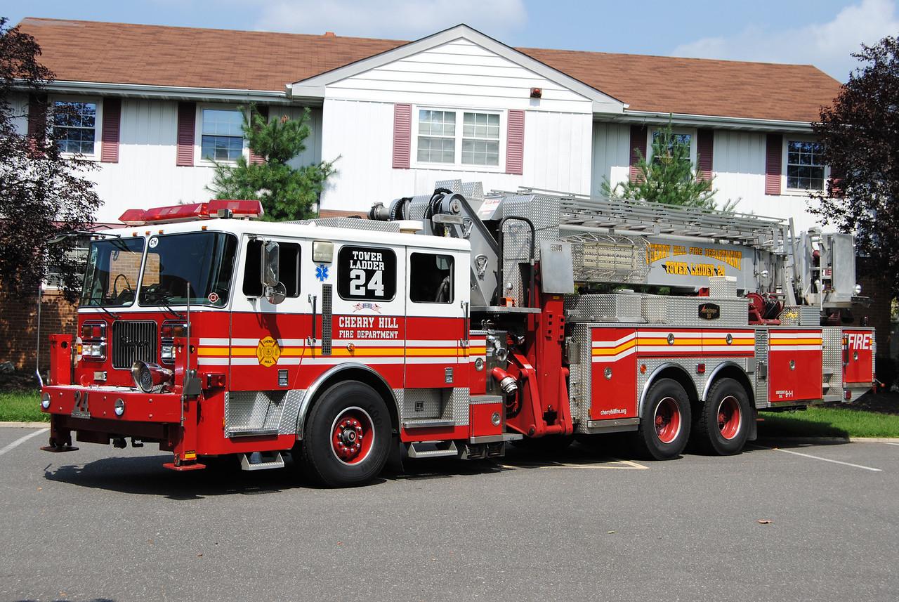 Cherry Hill Fire Department Tower 13-24