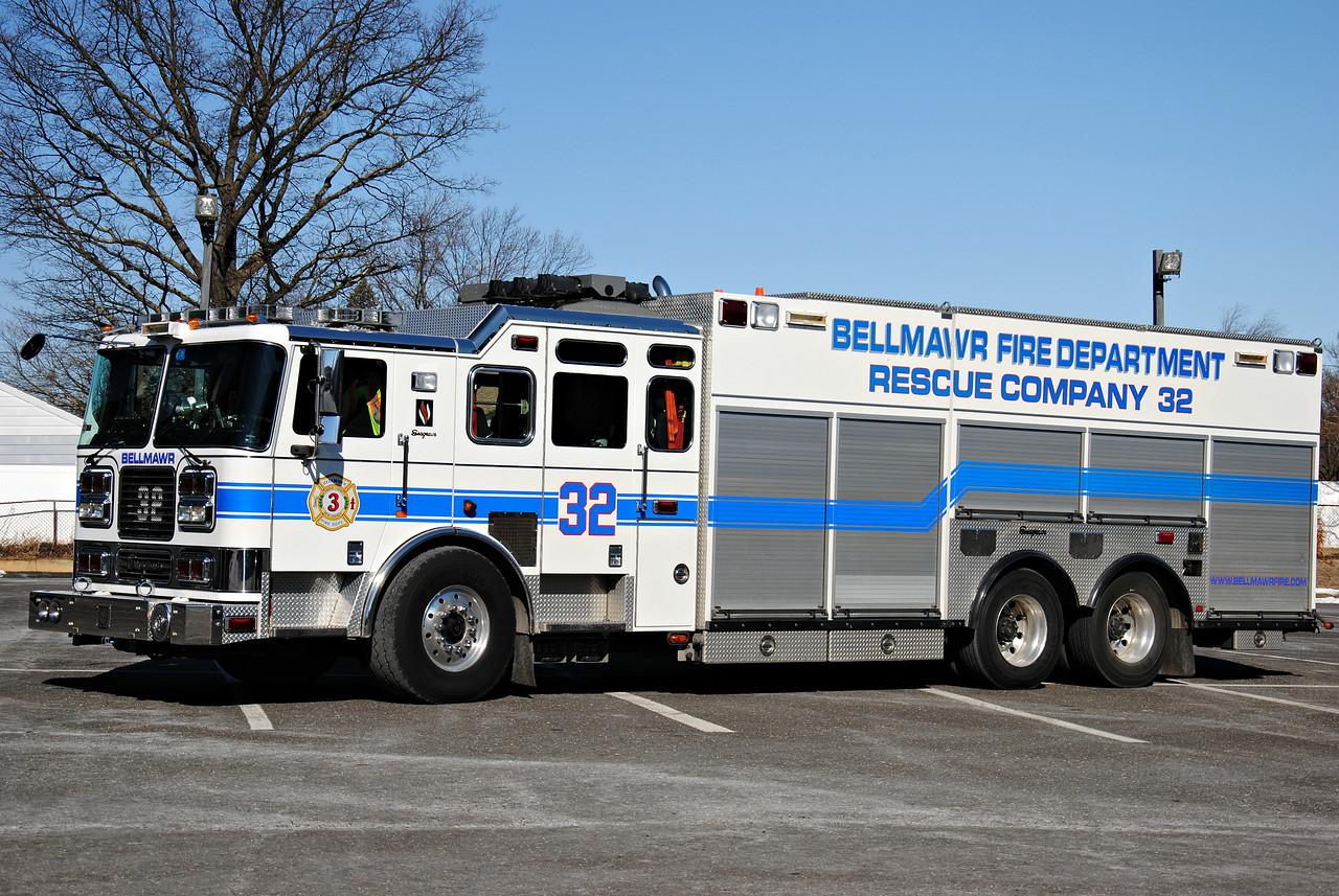 Bellmawr Fire Department, Bellmawr Rescue 32