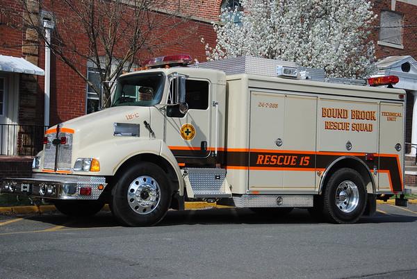 Bound Brook Rescue Squad
