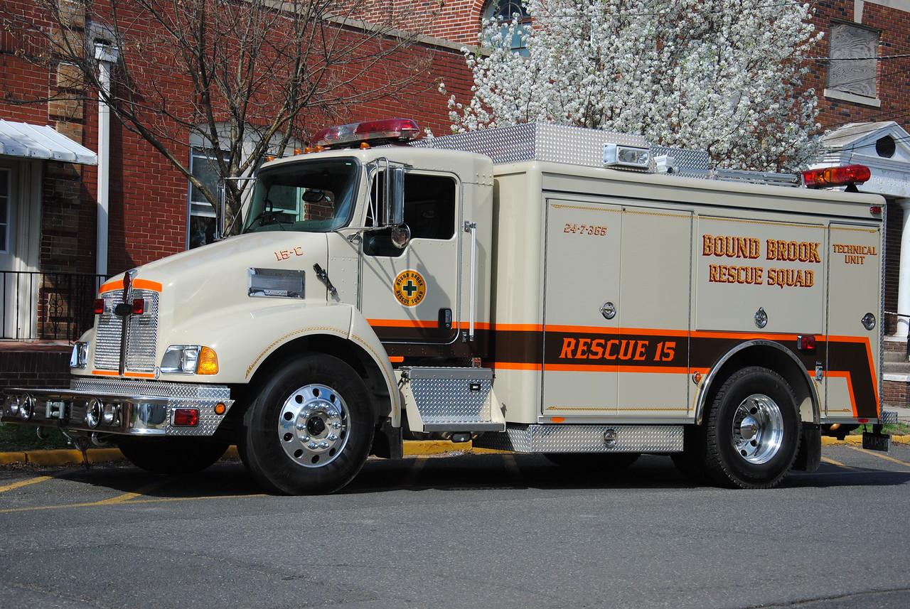 Bound Brook Rescue Squad, Bound Brook Rescue 15-C