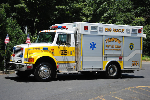Fairview First Aid & Rescue Squad