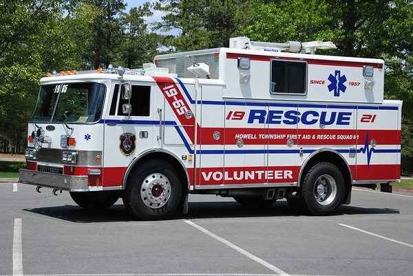 Howell Twp First Aid & Rescue Squad