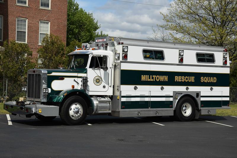 Milltown Rescue Squad, Rescue 39