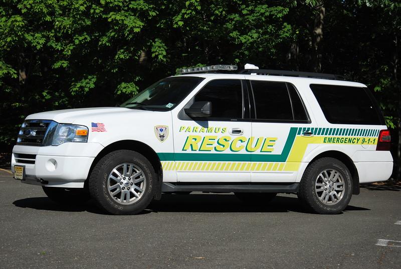 Paramus Rescue Squad, Paramus Car 70