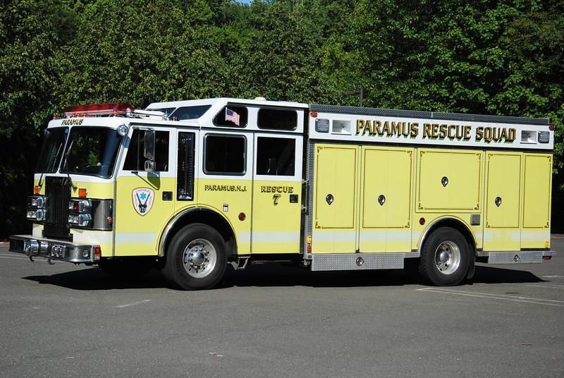 Paramus Rescue Squad, Paramus Ex-Rescue 7