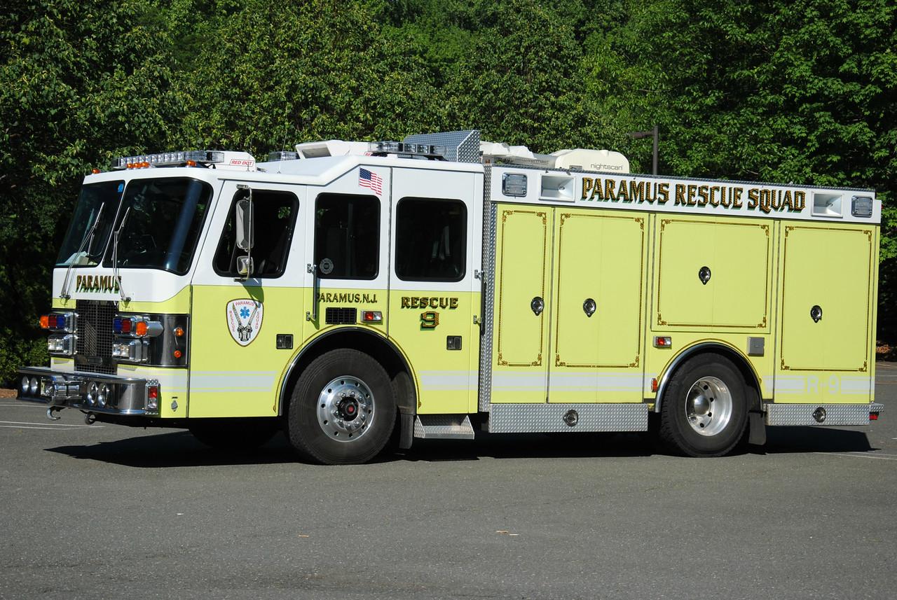 Paramus Rescue Squad, Paramus Rescue 9