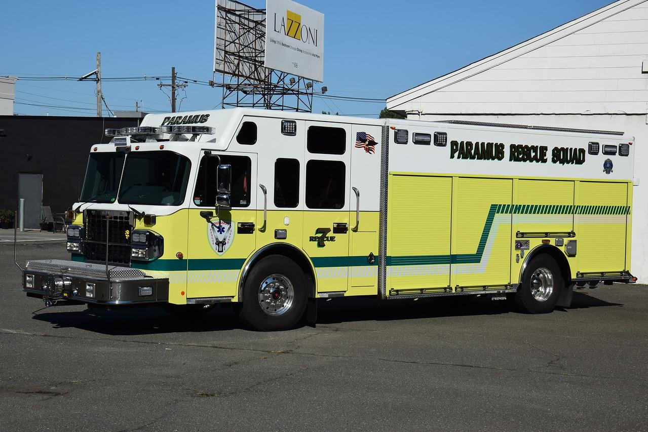 Paramus Rescue Squad Rescue 7
