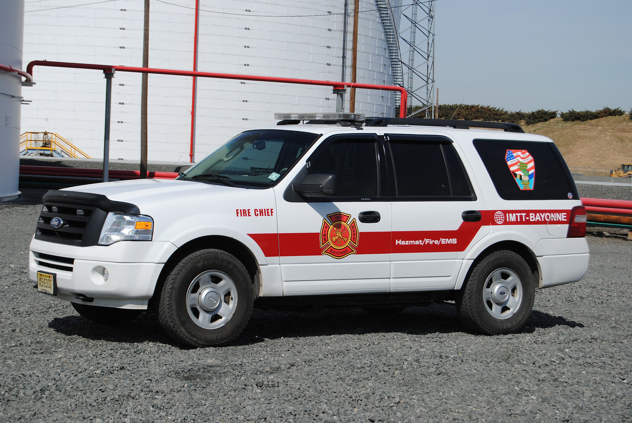 IMTT Fire Department, Bayonne Terminal Chief