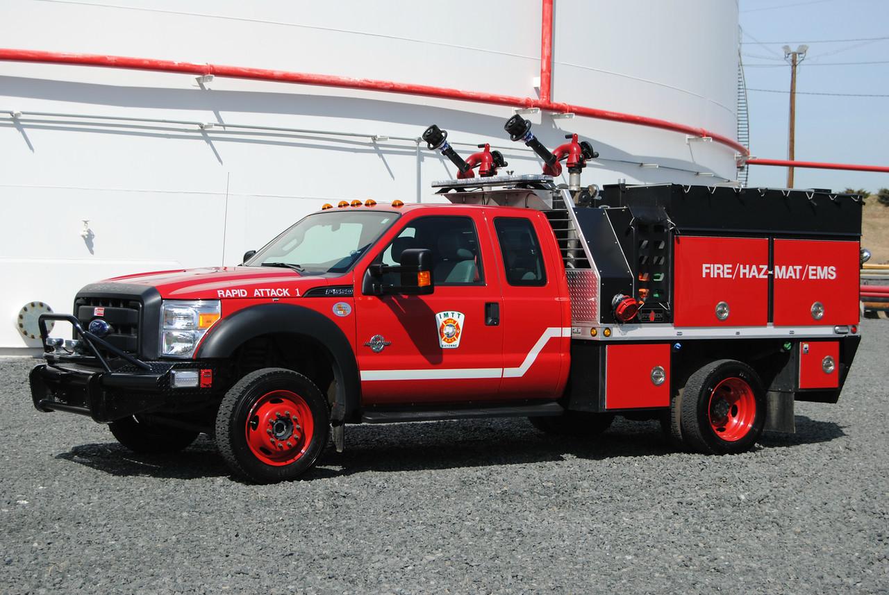 IMTT Fire Department, Bayonne Terminal Rapid Attack 1
