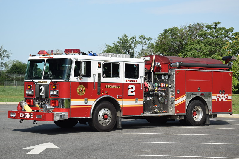 Secaucus Fire Department Engine 2