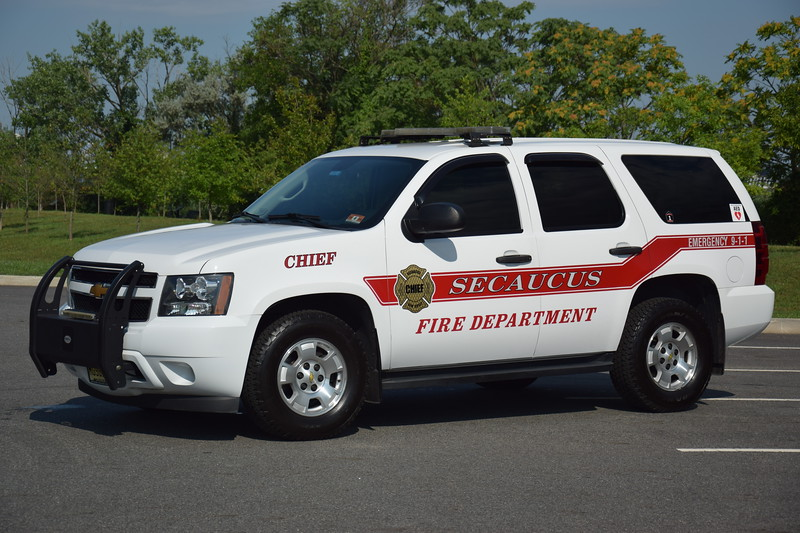 Secaucus Fire Department Deputy 1