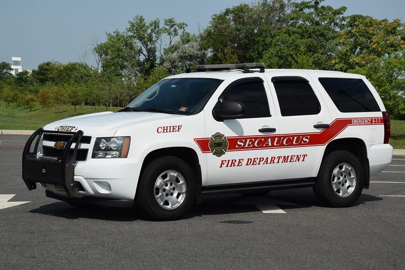 Secaucus Fire Department Battalion 1