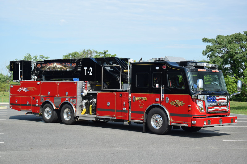 Secaucus Fire Department Tower 2