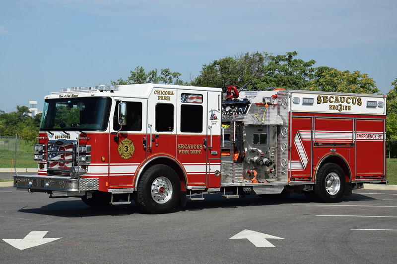 Secaucus Fire Department Engine 3