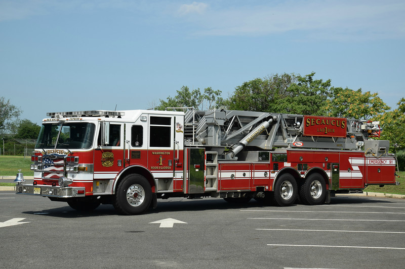 Secaucus Fire Department Ladder 1