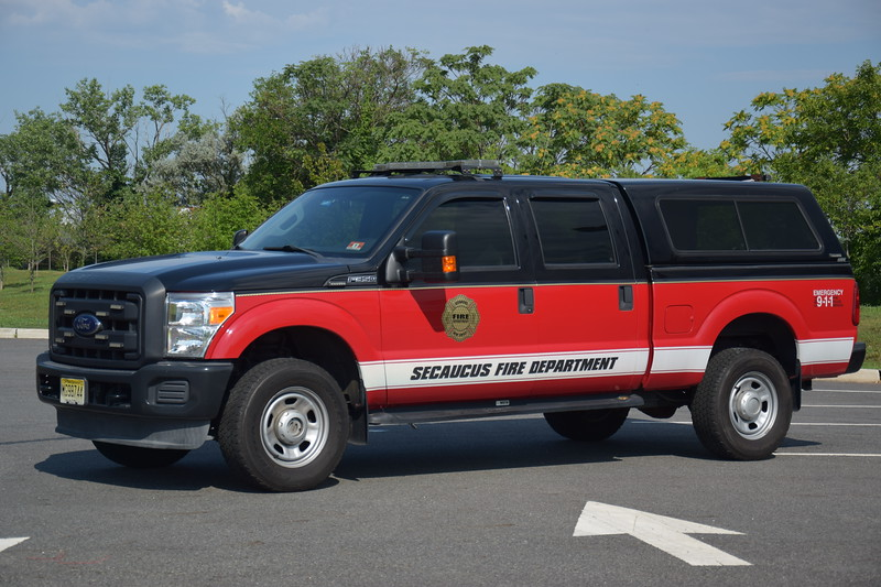Secaucus Fire Department Special Services 1