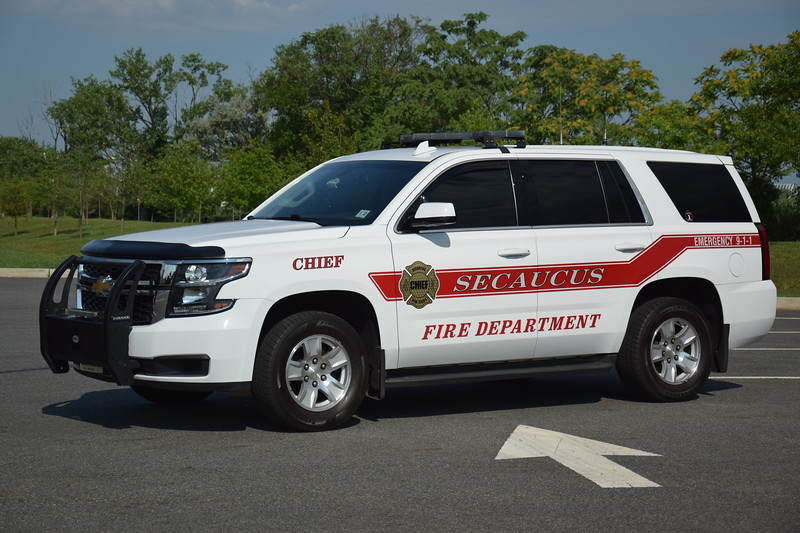 Secaucus Fire Department Car 1