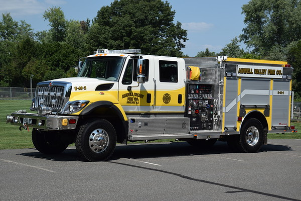 Amwell Valley Fire Company