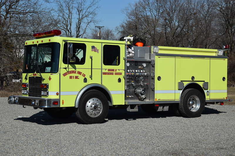 Whitehouse Fire Company Engine 22-2