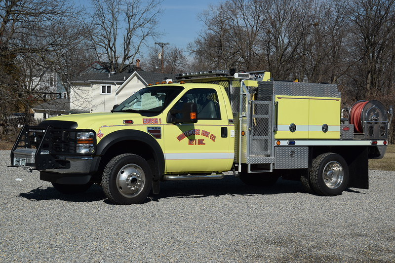 Whitehouse Fire Company Brush 22