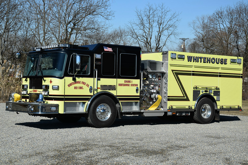 Whitehouse Fire Company Engine 22-1