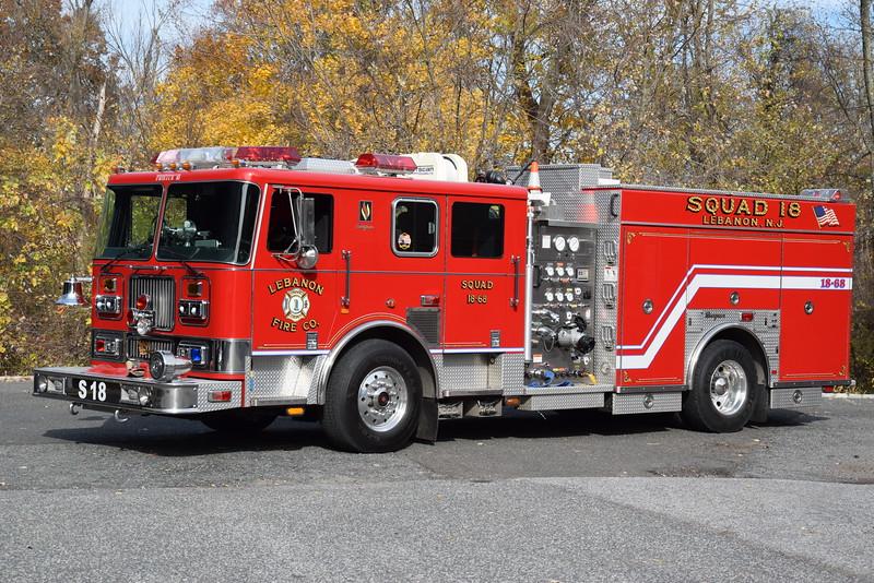 Lebanon Fire Company Squad 18