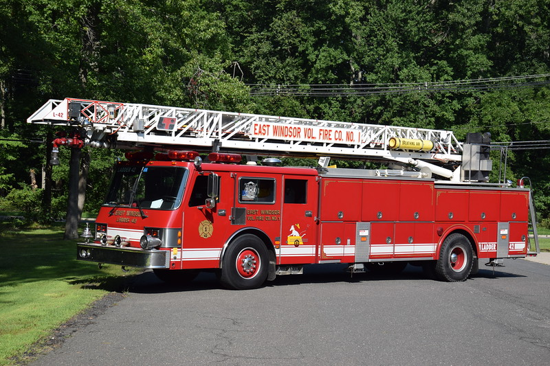 East Windsor Fire Company #1 Ladder 42