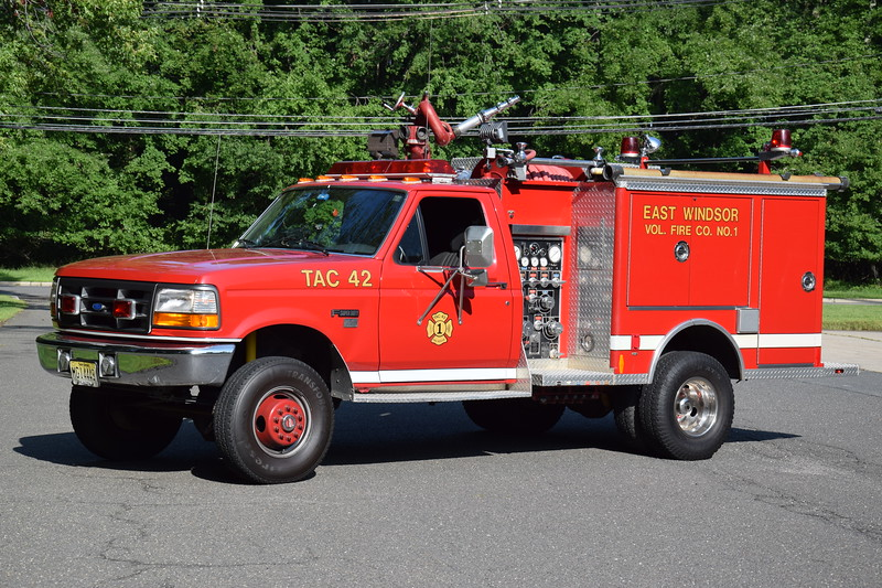 East Windsor Fire Company #1 TAC 42