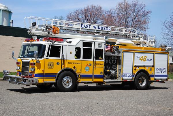 East Windsor Fire Company #2