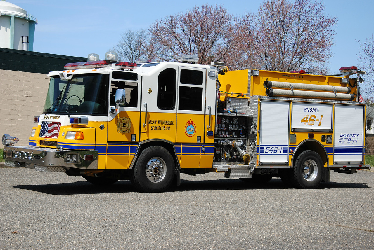 East Windsor FC #2 Engine 46-1