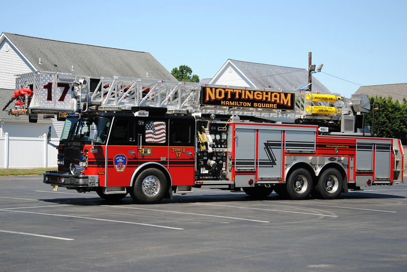 Nottingham Fire Company Tower 17