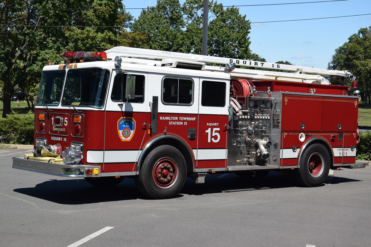 DeCou Fire Company Squirt 15