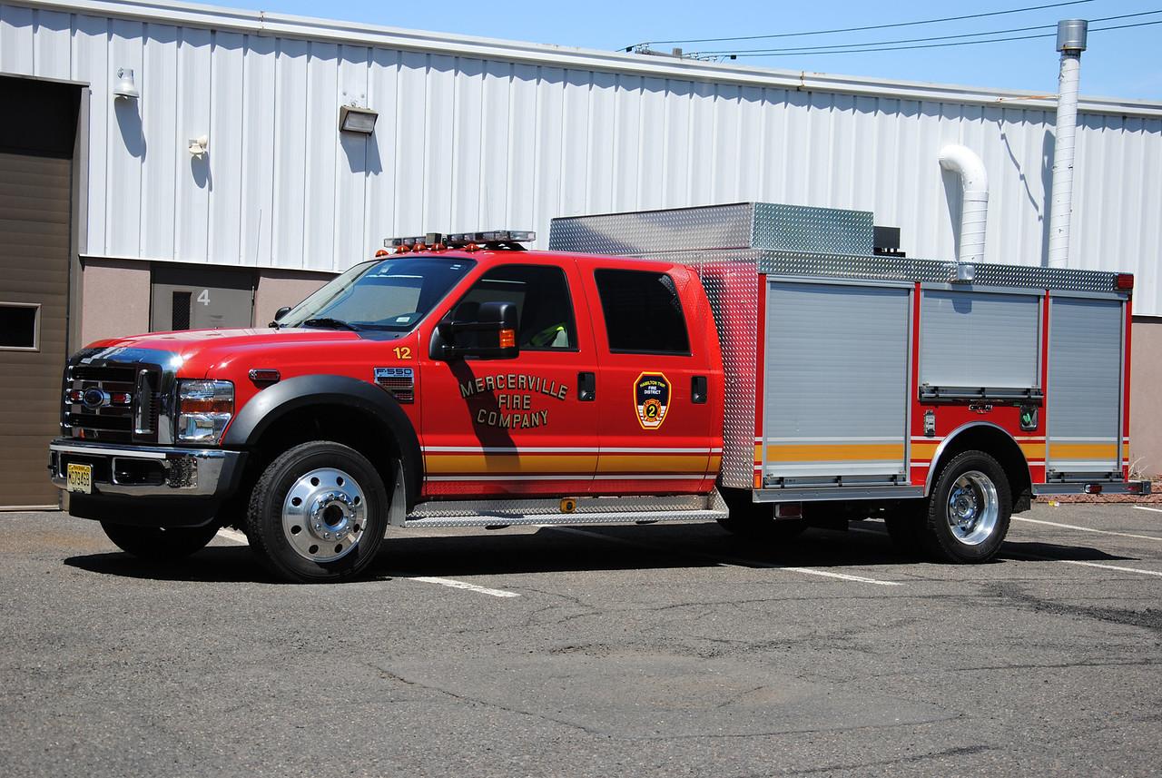Mercerville Fire Company Rehab 12