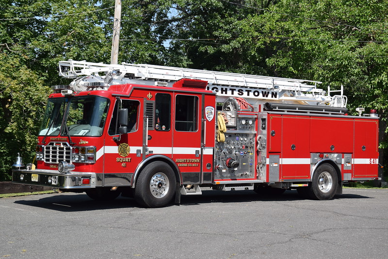 Hightstown Engine Company #1, Squirt 41
