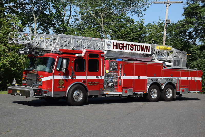 Hightstown Engine Company #1, Ladder 41