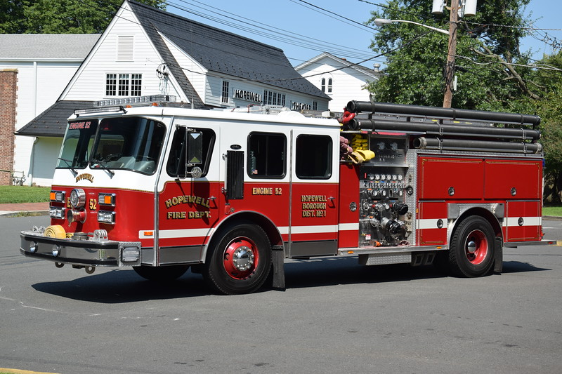 Hopewell Fire Department Engine 52
