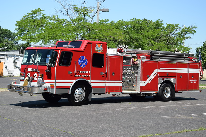 Pennington Road Fire Company Engine 32