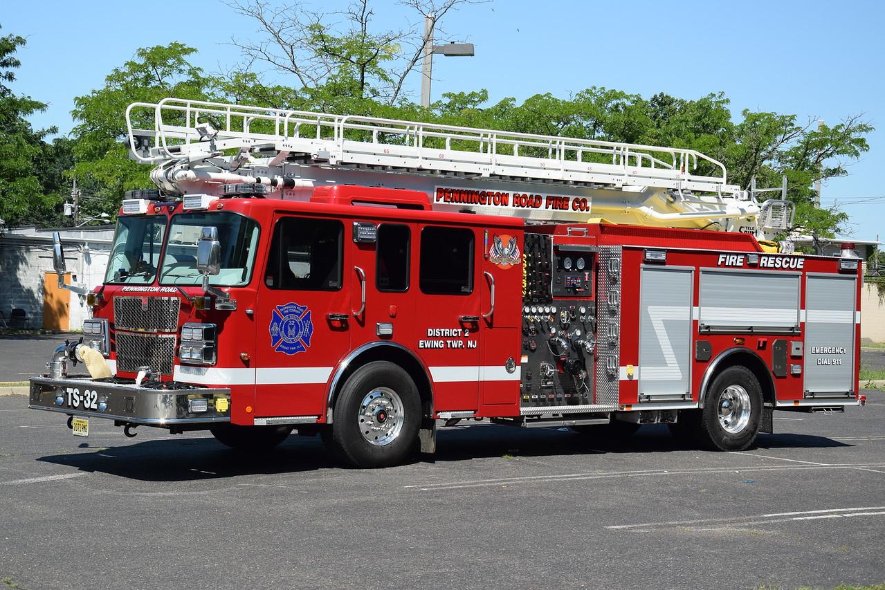 Pennington Road Fire Company Telesqurt 32
